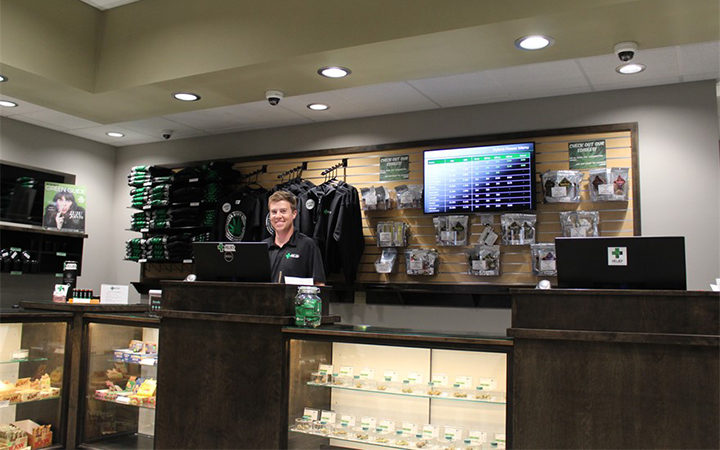 Silver State Relief medical cannabis dispensary in Sparks, Nevada