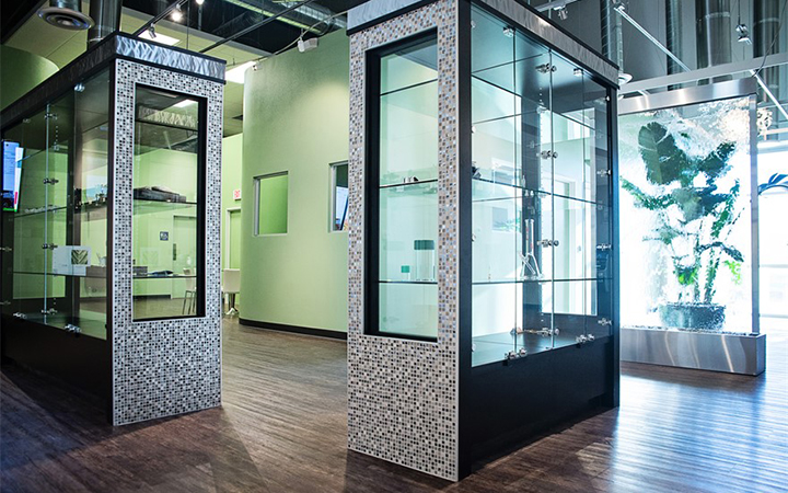 Oasis medical cannabis dispensary in Las Vegas, Nevada