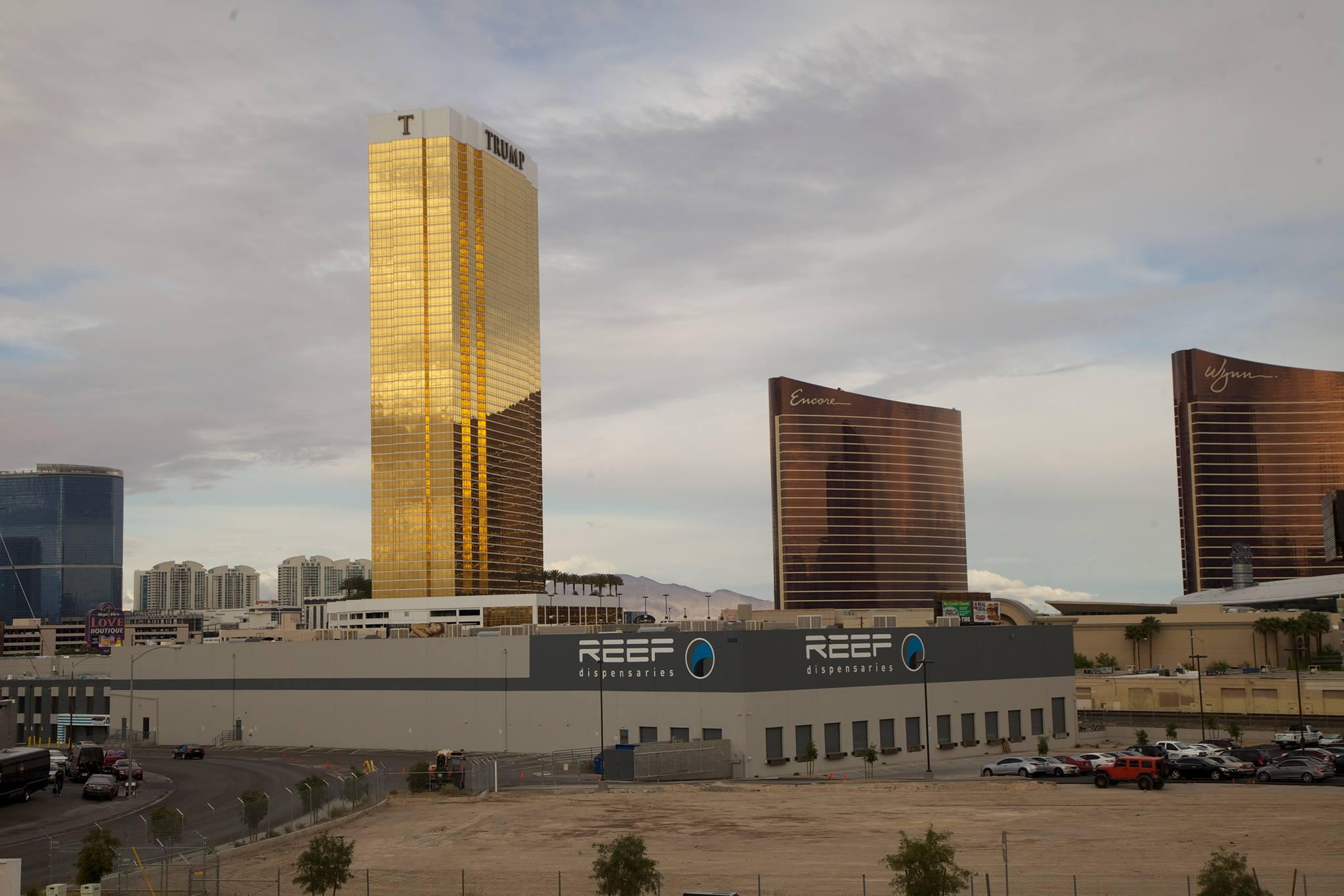 Reef Dispensaies - Las Vegas medical marijuana dispensary in Las Vegas, Nevada