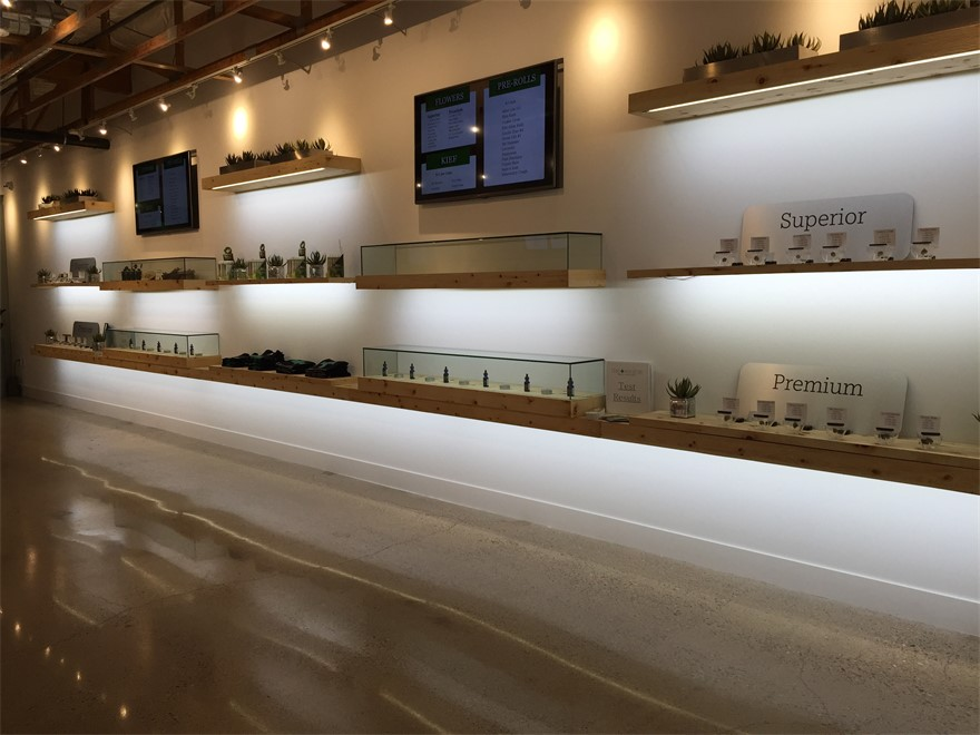 The Source Las Vegas medical marijuana dispensary in Las Vegas, Nevada