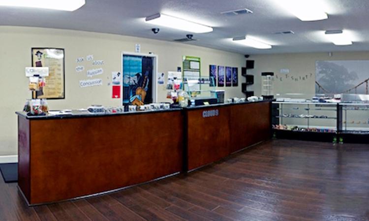 Cloud 9 medical cannabis dispensary in Sacramento, California
