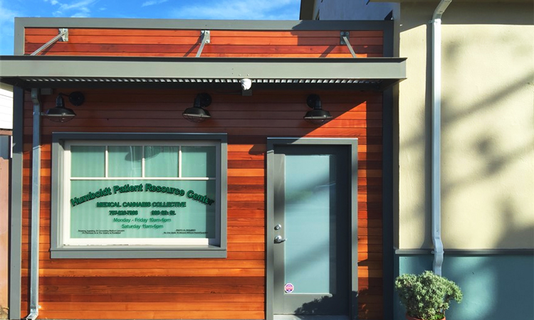 Humboldt Patient Resource Center medical cannabis dispensary in Arcata, California