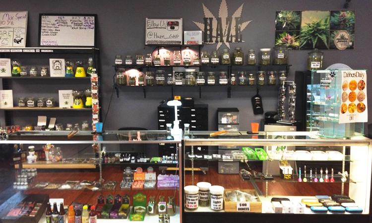 Haze Dispensary medical cannabis dispensary in San Jose, California