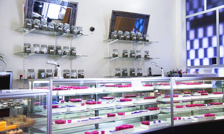 Purple Star MD medical marijuana dispensary in San Francisco, California