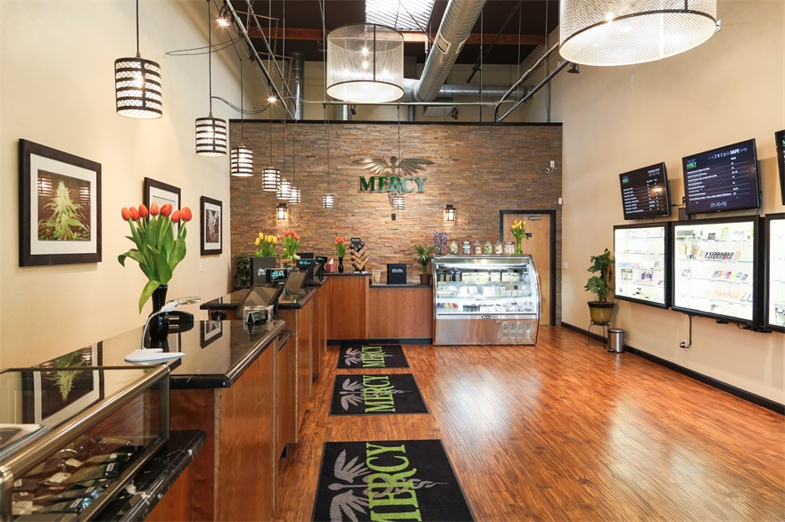 Mercy Wellness of Cotati medical marijuana dispensary in Cotati, California