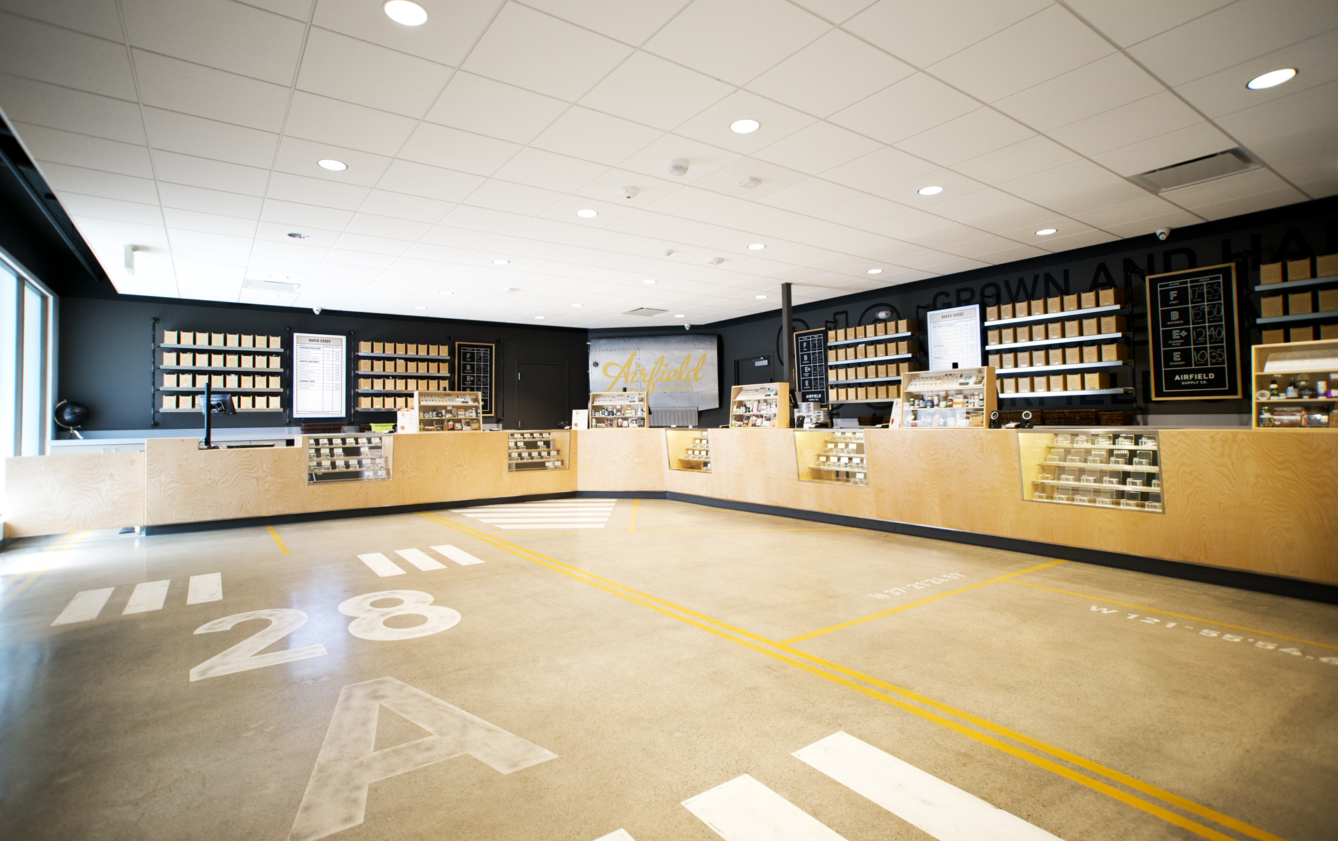 Airfield Supply Company medical marijuana dispensary in San Jose, California