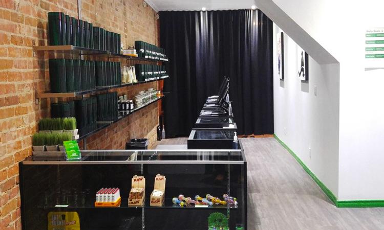 Canna Clinic Kensington medical cannabis dispensary in Toronto, Ontario