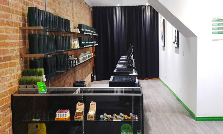 Canna Clinic Kensington medical marijuana dispensary in Toronto, Ontario, Canada