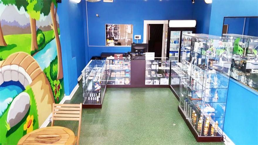 SWED Society Pape medical marijuana dispensary on Pape Ave in Toronto, Ontario, Canada