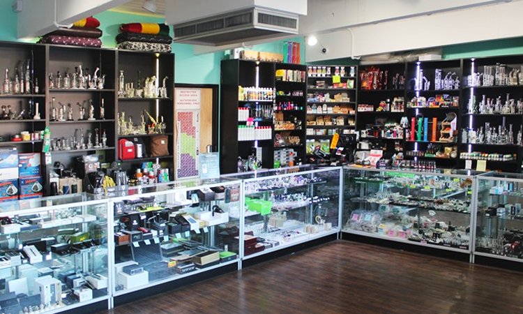 The Green Planet medical cannabis dispensary in Portland, Oregon