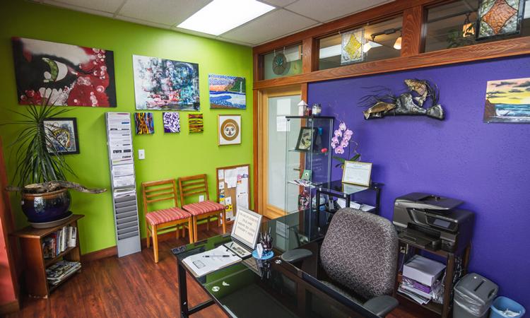 Maritime Cafe medical marijuana and recreational cannabis dispensary in Portland, Oregon