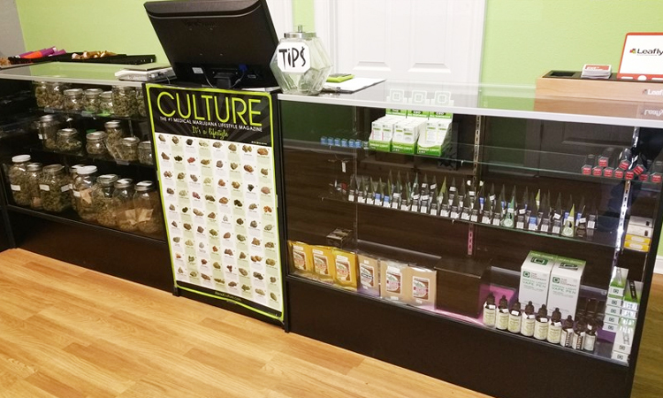 Brothers Cannabis Club medical marijuana and recreational cannabis dispensary in Portland, Oregon