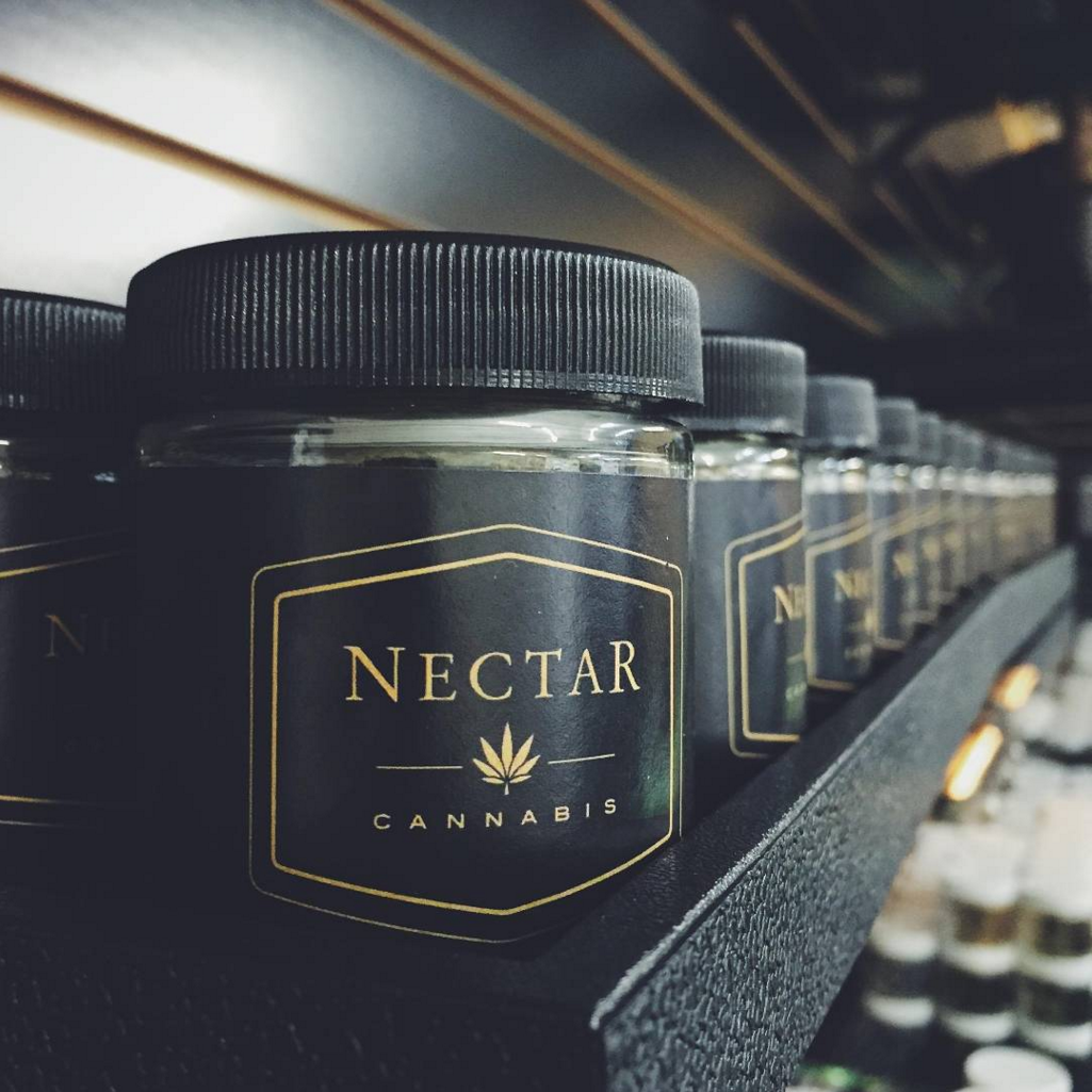 Nectar on Sandy Blvd cannabis dispensary in Portland, Oregon