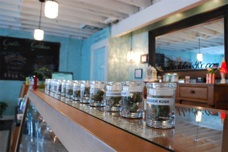 Green Goddess Remedies Medical Marijuana and Recreational Cannabis Dispensary in Portland, Oregon