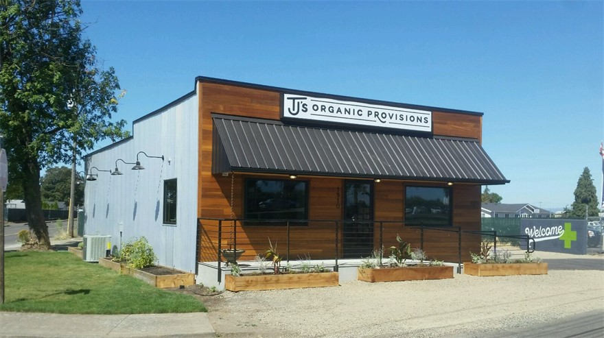TJ's Organic Provisions in Eugene, OR