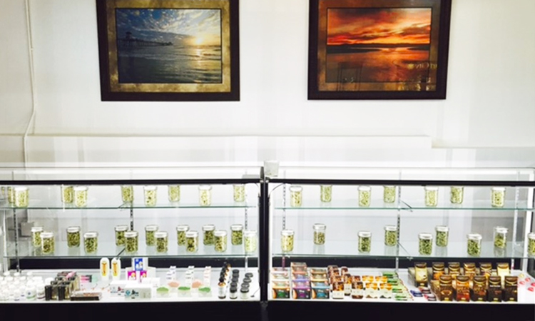 Surf City Collective medical cannabis dispensary in Lawndale, California