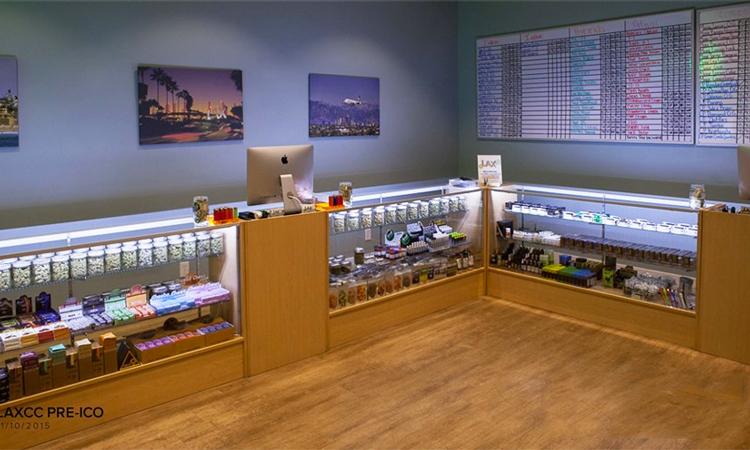 LAXCC medical marijuana dispensary in Los Angeles, California