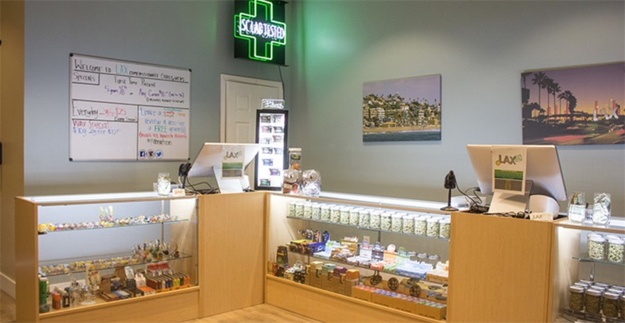 LAXCC cannabis dispensary in Los Angeles, CA