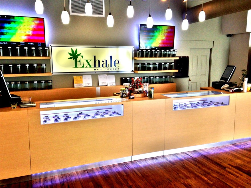Exhale Med Center in West Hollywood, CA
