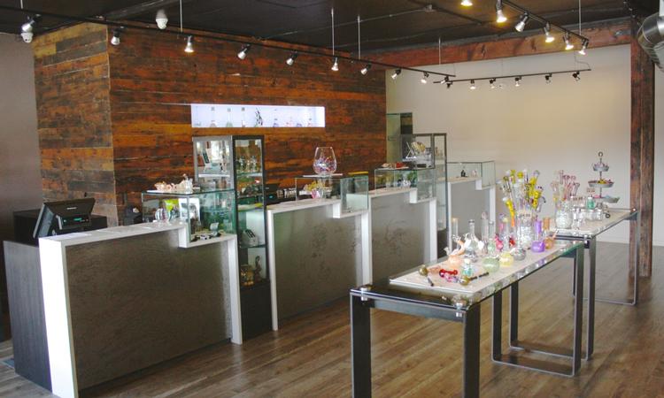The Novel Tree recreational cannabis dispensary in Bellevue, Washington