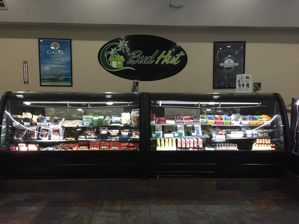 Bud Hut - Everett recreational cannabis dispensary in Everett, Washington