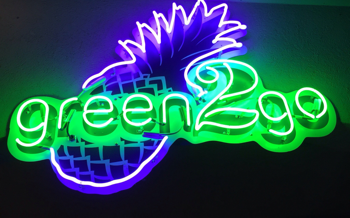 Green2Go Cannabis Dispensary - Kennewick, Washington State