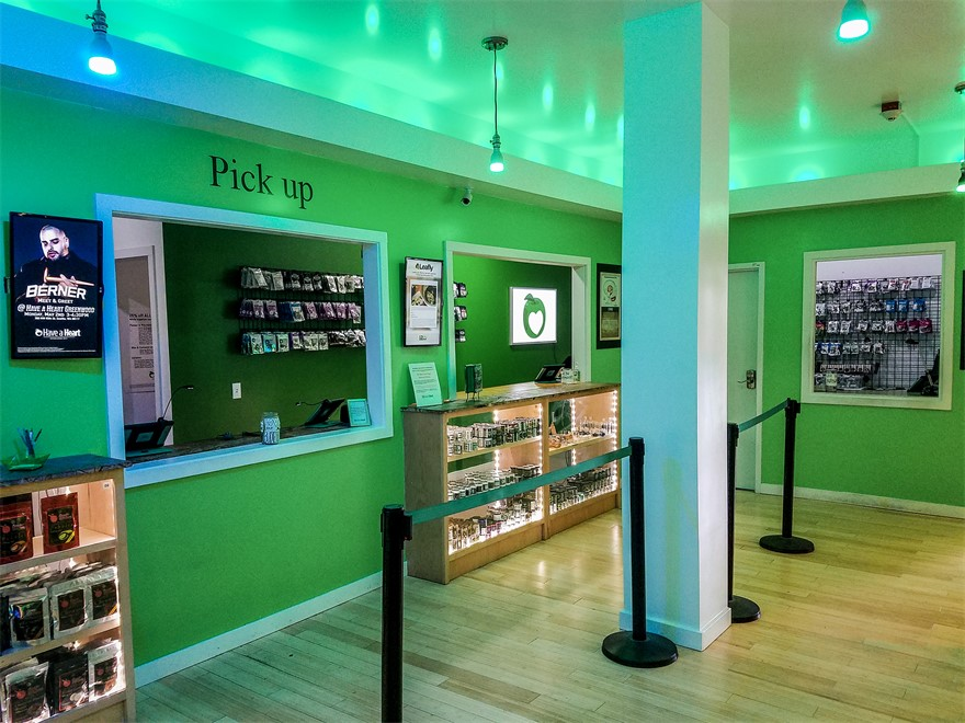 Have a Heart - Skyway recreational cannabis dispensary in Seattle, Washington