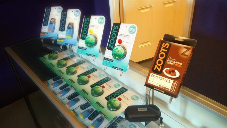Mary Jane retail cannabis store in Kirkland, WA