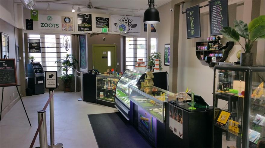 World of Weed cannabis dispensary in Tacoma, WA