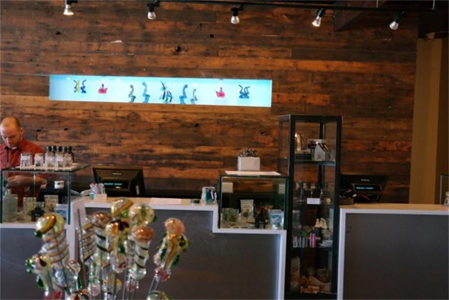 The Novel Tree cannabis dispensary in Bellevue, WA