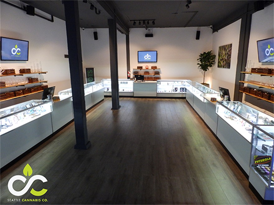 Seattle Cannabis Company cannabis dispensary in Seattle, WA