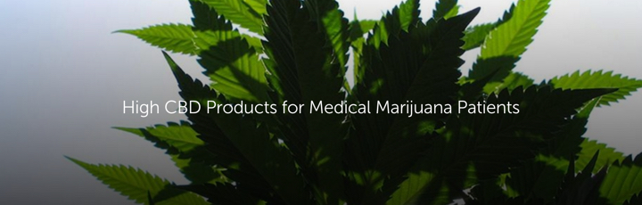 High CBD Products for Medical Marijuana Patients