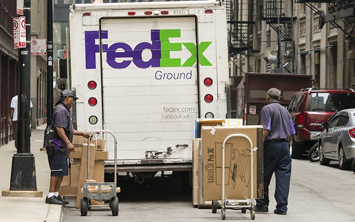 Mailing marijuana with FedEx and other carriers