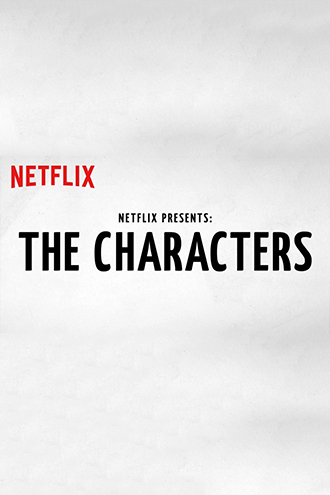 """Netflix """"The Characters"""" TV promotion"""