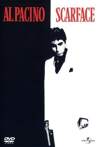 """""""Scarface"""" movie poster"""