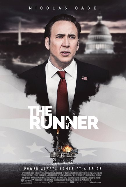 The Runner starring Nicolas Cage