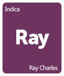 Leafly Ray Charles cannabis strain tile