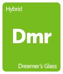 Leafly Dreamer's Glass cannabis strain tile
