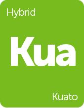 Leafly Kuato cannabis strain tile