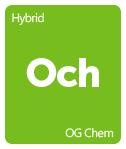 Leafly OG Chem cannabis strain tile