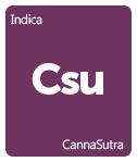 Leafly CannaSutra cannabis strain tile