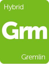 Leafly Gremlin cannabis strain tile