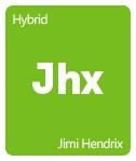 Leafly Jimi Hendrix cannabis strain tile