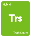Leafly Truth Serum cannabis strain tile