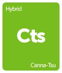 Leafly Canna-Tsu cannabis strain tile