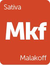 Leafly Malakoff cannabis strain tile