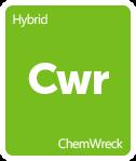 Leafly ChemWreck cannabis strain tile