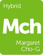 Leafly Margaret Cho-G cannabis strain tile