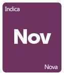 Leafly Nova cannabis strain tile