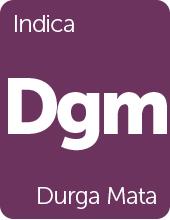 Leafly Durga Mata cannabis strain tile